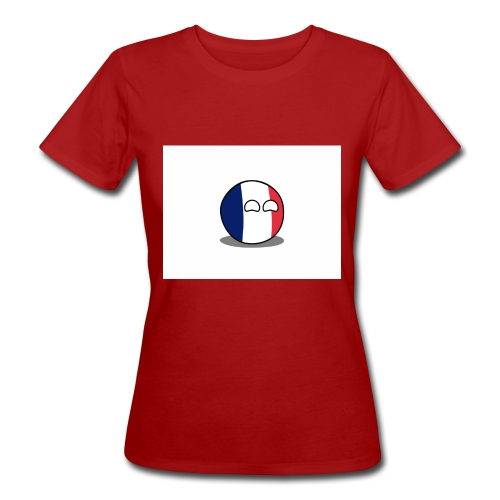 France Simple - T-shirt bio Femme