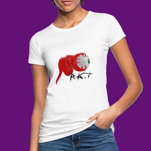 PKT Eye - T-shirt bio Femme