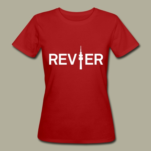 Dortmunder Revier - Frauen Bio-T-Shirt