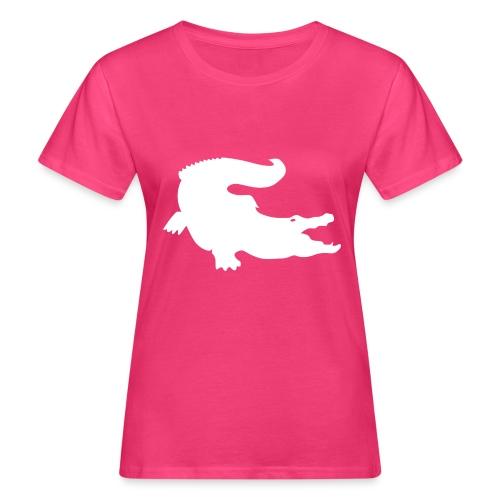 Metal Gear Online - Crocodile Rank - T-shirt ecologica da donna