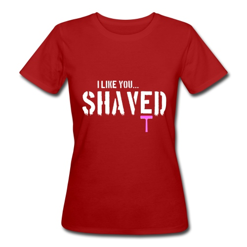 Shaved - Ekologisk T-shirt dam