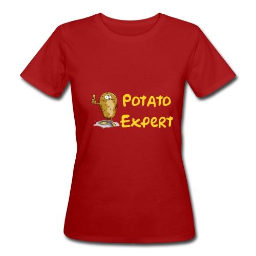 SMT potato expert - T-shirt ecologica da donna