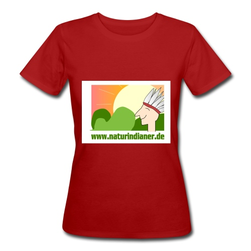 fahnenlogo - Frauen Bio-T-Shirt