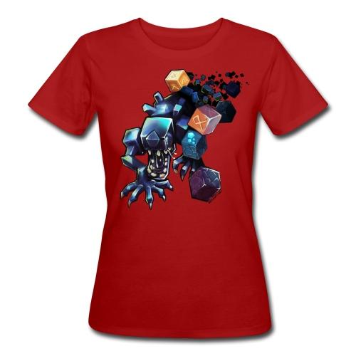 BDcraft Alien - Women's Organic T-Shirt