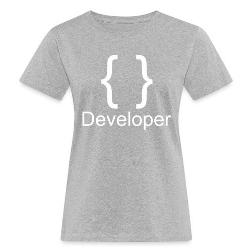 Developer - Frauen Bio-T-Shirt