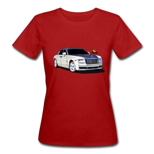 Luxury car - Women's Organic T-Shirt