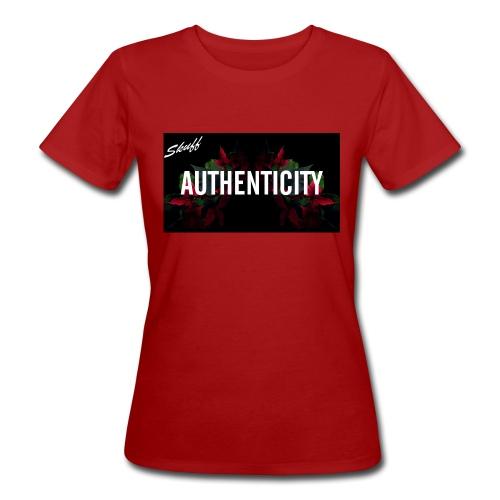 Authenticity - T-shirt bio Femme