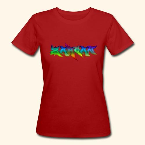 ZARGAN - T-shirt bio Femme