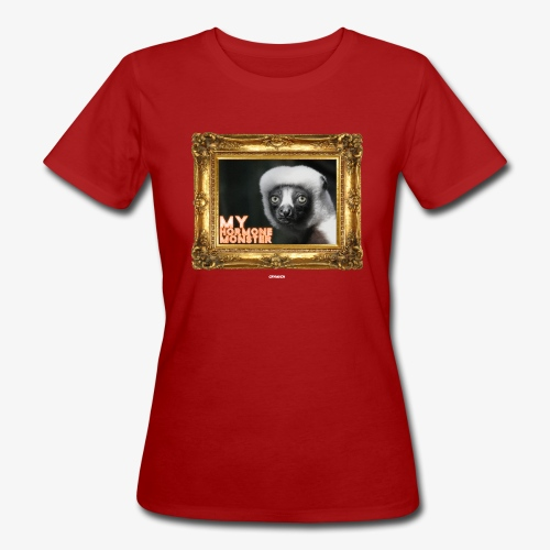 HORMONE MONSTER #01 - Frauen Bio-T-Shirt