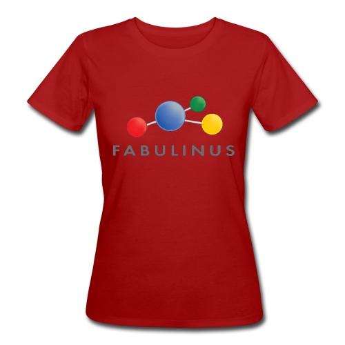 Fabulinus Grijs - Vrouwen Bio-T-shirt