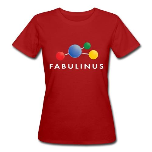 Fabulinus wit - Vrouwen Bio-T-shirt