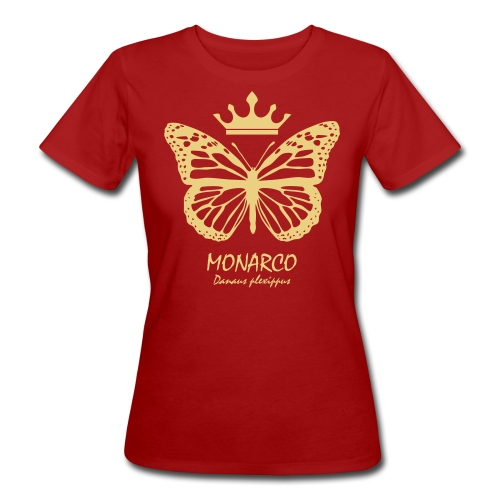 Monarco Royal 1 farbig - Frauen Bio-T-Shirt