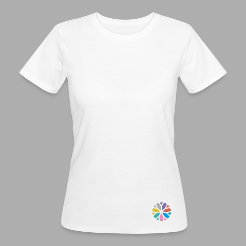 Yogablume - Frauen Bio-T-Shirt
