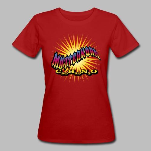 Mutterkorn/LSD - Frauen Bio-T-Shirt