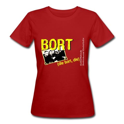 Bort Gruppenbild - Frauen Bio-T-Shirt