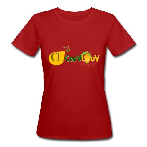 CarVlouV - Camiseta ecológica mujer