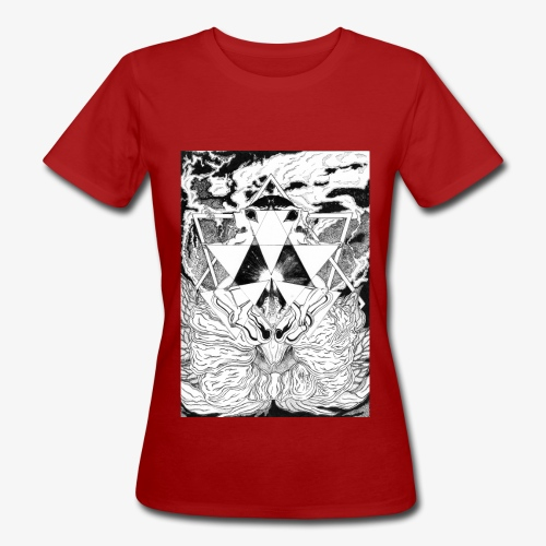 Primal Ordeal by Rivinoya - Naisten luonnonmukainen t-paita