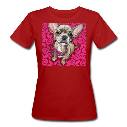 Home Alone - Vrouwen Bio-T-shirt