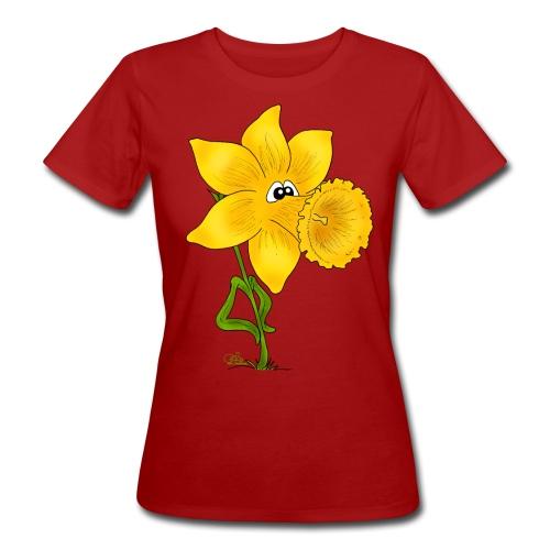 Ornella Osterglocke - Frauen Bio-T-Shirt