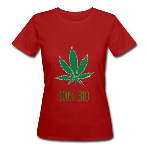 100 BIO - T-shirt bio Femme