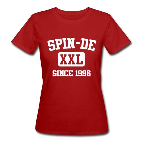 spinde 04 athletics - Frauen Bio-T-Shirt