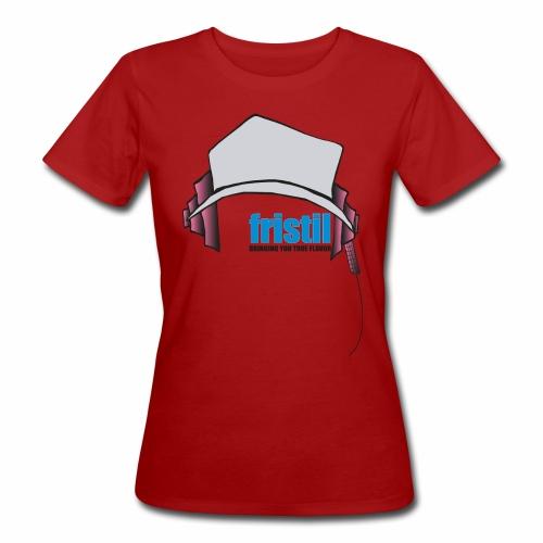 Cap - Ekologisk T-shirt dam