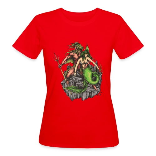 King Of The Water - T-shirt ecologica da donna