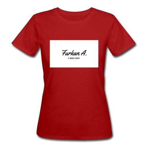 Furkan A - Zwarte Mok - Vrouwen Bio-T-shirt
