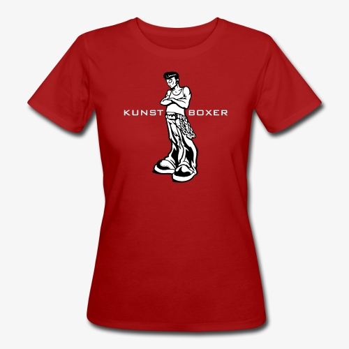 Kunstboxer - Frauen Bio-T-Shirt