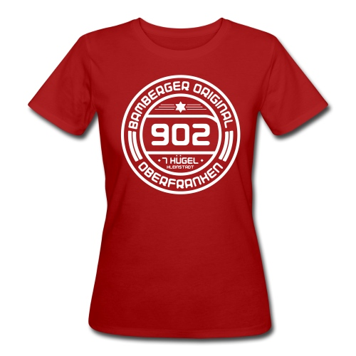 Bamberger Original NEU - Frauen Bio-T-Shirt