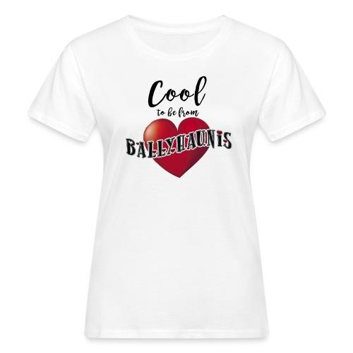 Ballyhaunis tshirt Recovered - Women's Organic T-Shirt
