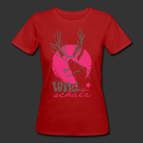 Wilder Schatz - Frauen Bio-T-Shirt
