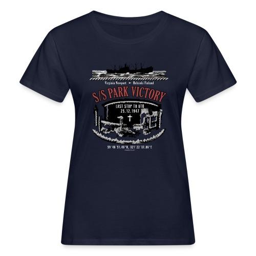 PARK VICTORY LAIVA - Tekstiilit ja lahjatuotteet - Naisten luonnonmukainen t-paita
