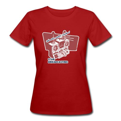 numbers stations hi - Women's Organic T-Shirt