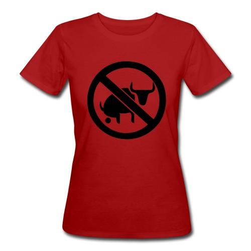 bullshit - Ekologisk T-shirt dam
