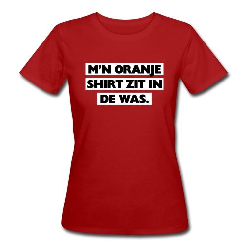 In de was - Vrouwen Bio-T-shirt