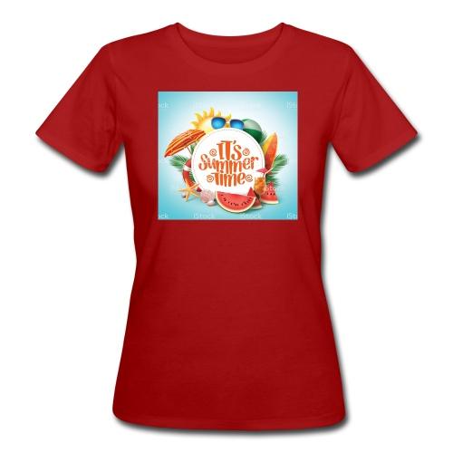 Barbaros - Ekologisk T-shirt dam