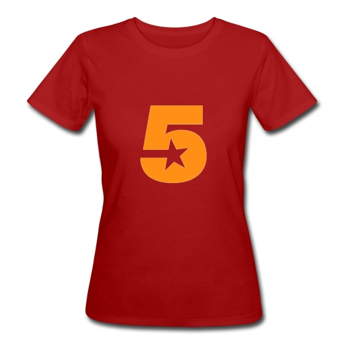 No5 - Women's Organic T-Shirt