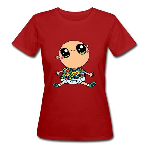 Louis le bébé - T-shirt bio Femme