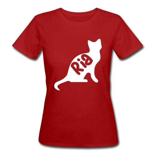 Team Ria Cat - Women's Organic T-Shirt