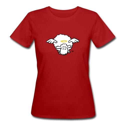 Angel Sheep - Økologisk T-skjorte for kvinner