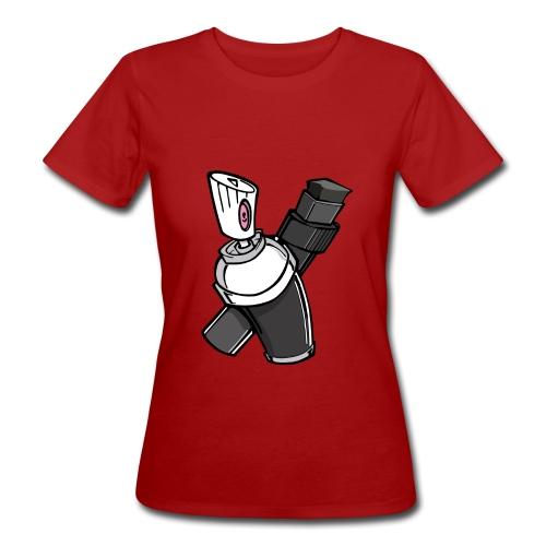 Graffity - T-shirt bio Femme