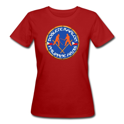 Arnis Kali Doblete Rapilon - T-shirt bio Femme