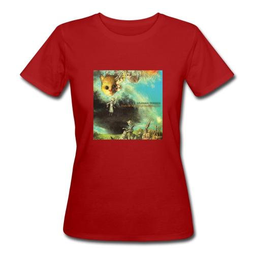 blackHillTshirt png - Women's Organic T-Shirt