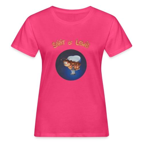 Spirit of Lewis - T-shirt bio Femme