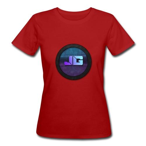 shirt met logo - Vrouwen Bio-T-shirt