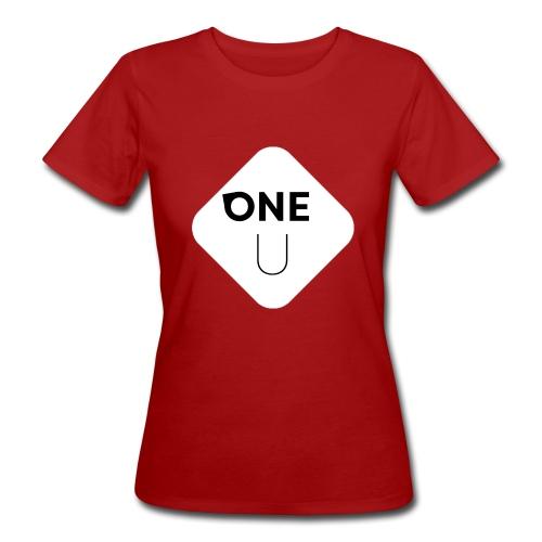 One U - Ekologisk T-shirt dam