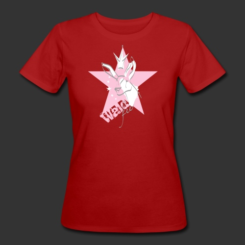 Feen Stern - Frauen Bio-T-Shirt