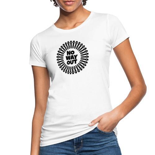 no way out - Camiseta ecológica mujer