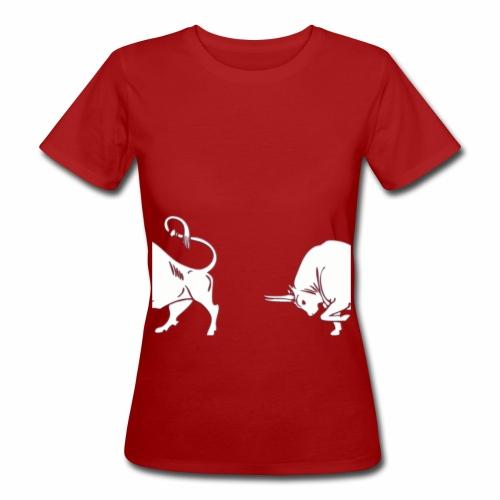TORO 2 - BULL 2 - T-shirt ecologica da donna
